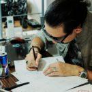 上田バロン(アート)は誰?wikiや本名、作品や個展は?【マツコ会議】