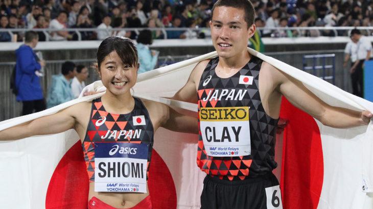 【世界陸上】男女混合リレーのルールや走順番が面白い!動画やオリンピックも!